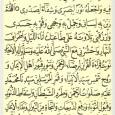 -Ey Allah'ım! Sen O'nu hak ile indirdin, o da hak ile indi. Allah'ım Kur'ana rağbetimi büyüt, O'nu gözüme nur, gönlüme şifa kıl.Ey Allah'ım! O'nunla dilimi süsle, O'nunla yüzümü güzelleştir, O'nunla […]